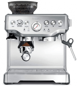 best coffee maker breville barista express 2021