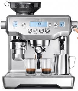 Breville Espresso Mashine 2021
