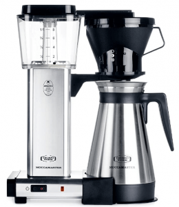 best drip coffee maker Technivorm KBT 2021