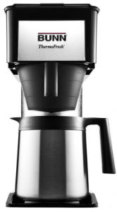 Bunn Velocity Brew BT drip coffee maker 2021