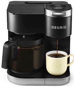 Keurig K-Duo single serve coffee maker 2021