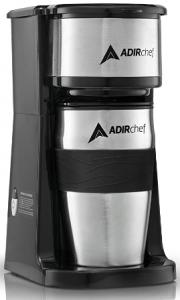 AdirChef Grab N' Go Personal Coffee Maker 2021