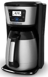 Black + Decker Thermal Coffee maker 2021