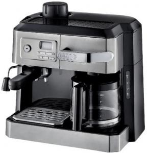 De'Longhi BCO330T dual coffee maker and Espresso Machine